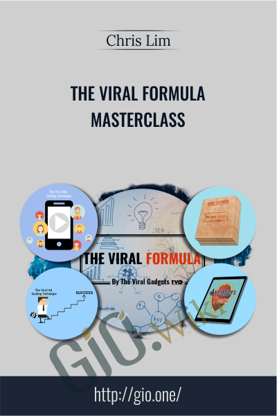 The Viral Formula Masterclass - Chris Lim