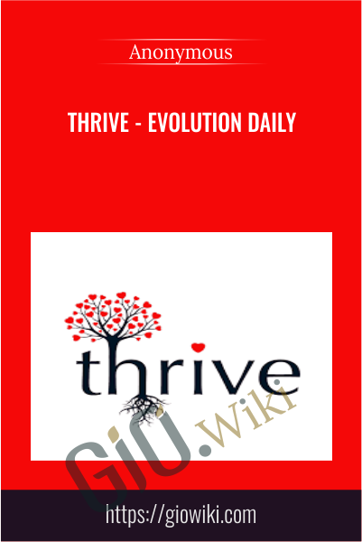 Thrive - Evolution Daily