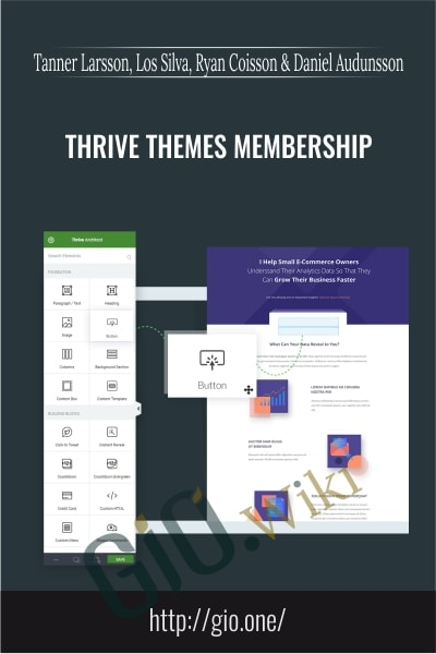 Thrive Themes Membership -  Thrive Themes