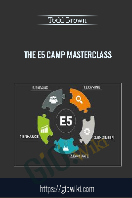 The E5 Camp Masterclass