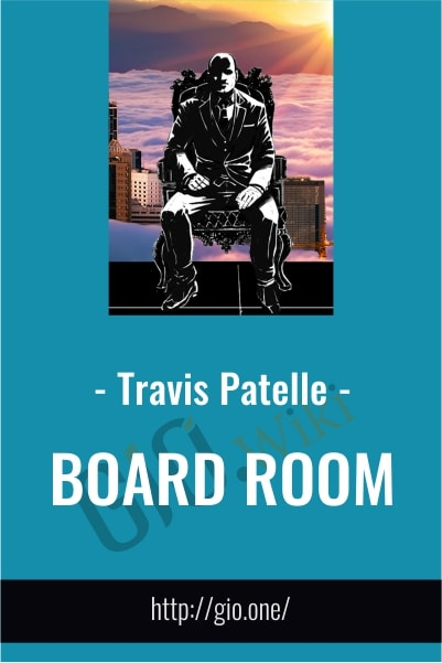 Board Room - Travis Patelle