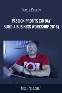 30 day Build A Business Workshop 2018 – Passion Profits