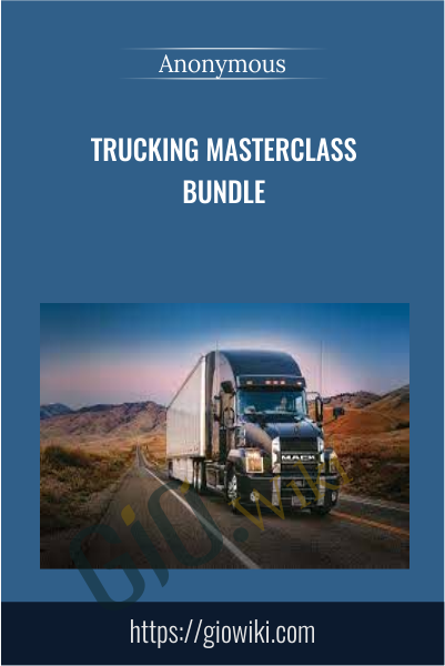 Trucking Masterclass Bundle