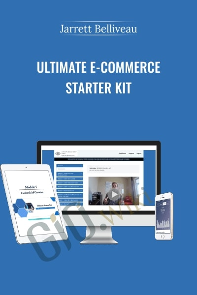 Ultimate E-Commerce Starter Kit