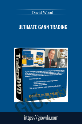 Ultimate Gann Trading – David Bowden