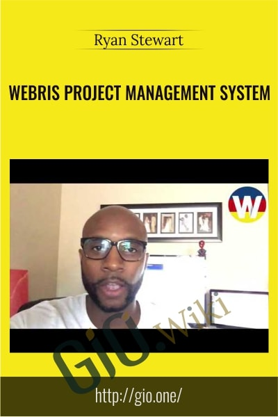 Webris Project Management System - Ryan Stewart