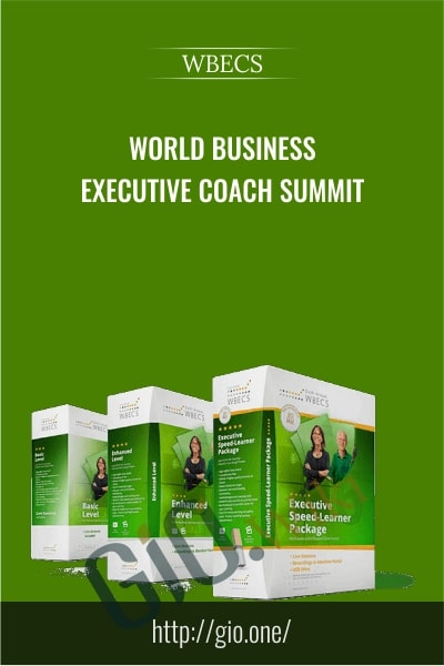 World Business – Executive Coach Summit - WBECS