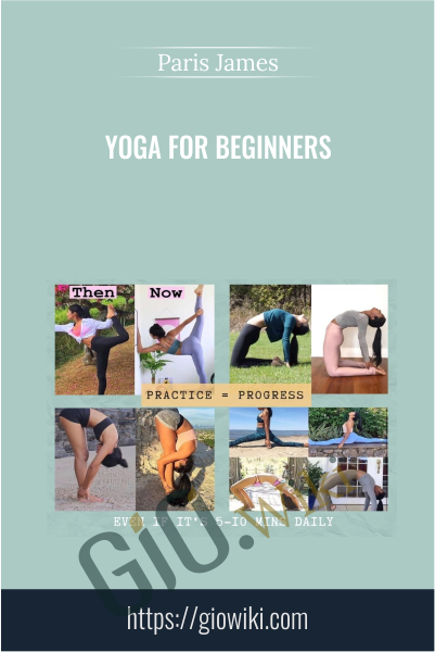 Yoga for Beginners - Paris James