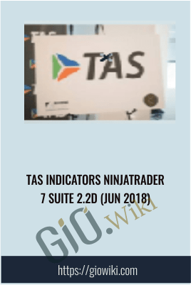 TAS Indicators NinjaTrader 7 Suite 2.2D (Jun 2018)