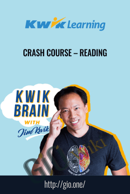 Crash Course – Reading – Jim Kwik