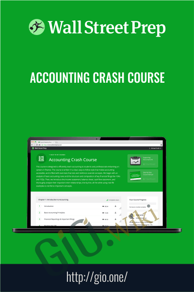 Accounting Crash Course - Wall Street Prep