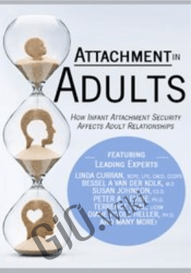 Attachment in Adults: How Infant Attachment Security Affects Adult Relationships - Onno van der Hart ,  Linda Curran ,  Mary Lou Schack & ...