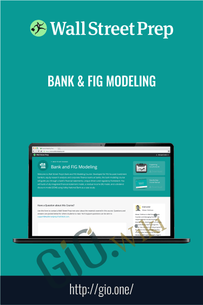 Bank & FIG Modeling - Wall Street Prep