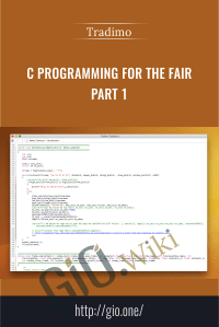 C Programming for the fair part 1 – Tradimo