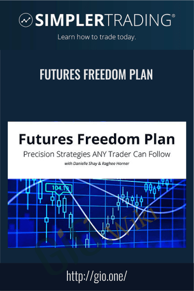 Futures Freedom Plan - SimplerTrading