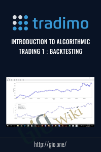 Introduction to Algorithmic Trading 1: Backtesting – Tradimo