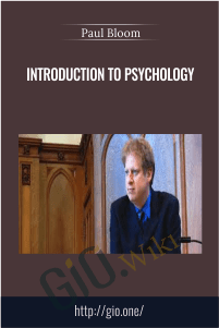 Introduction to Psychology – Paul Bloom