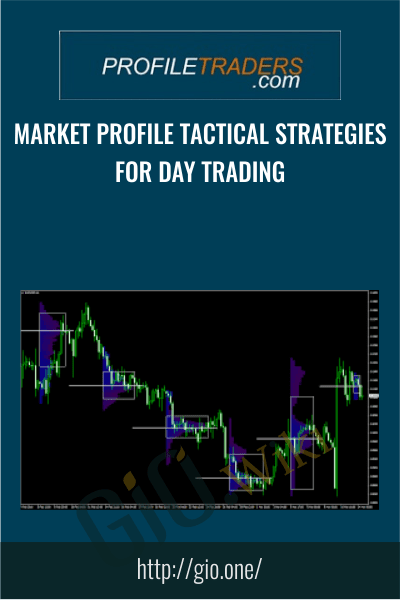Market Profile Tactical Strategies For Day Trading – Profiletraders
