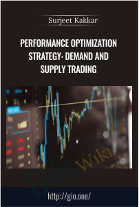 Performance Optimization Strategy: Demand and Supply Trading - Surjeet Kakkar