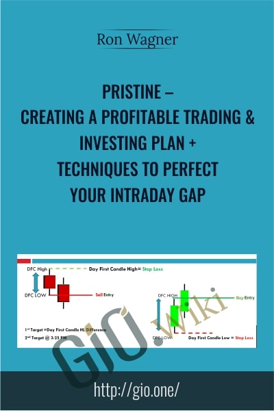 Pristine – Creating a Profitable Trading & Investing Plan + Techniques to Perfect Your Intraday GAP - Ron Wagner
