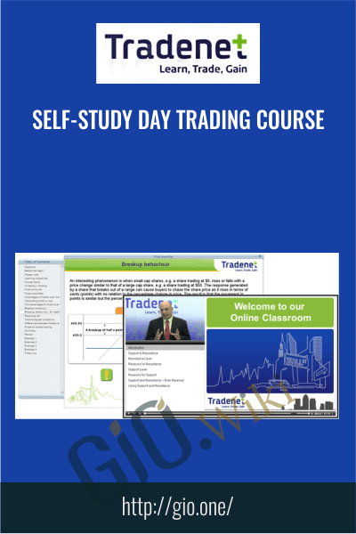 Self-Study Day Trading Course – Tradenet