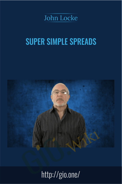 Super Simple Spreads - John Locke