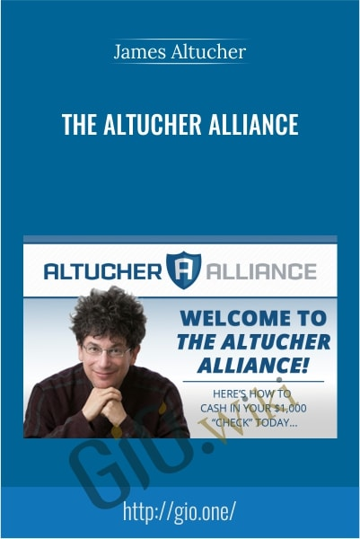 The Altucher Alliance - James Altucher