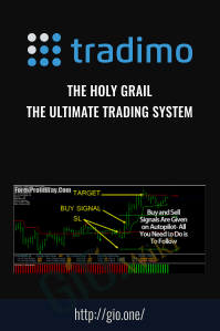 The Holy Grail – the ultimate Trading System – Tradimo