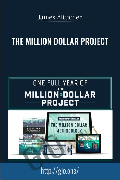 The Million Dollar Project - James Altucher