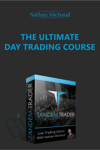 Tandem Trader – The Ultimate Day Trading Course - Nathan Michaud