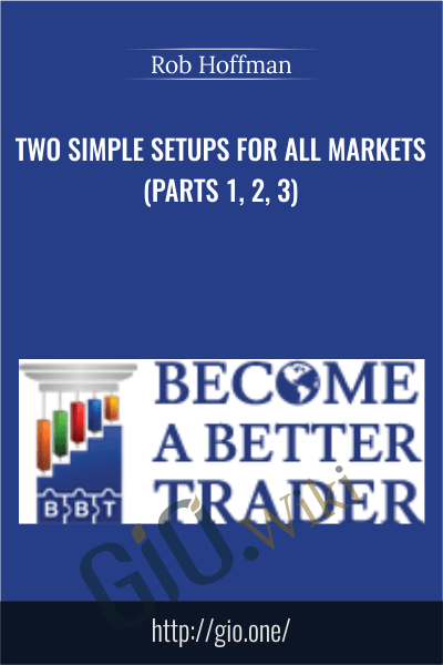 Two Simple Setups For All Markets (Parts 1, 2, 3) – Rob Hoffman