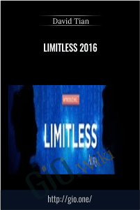 Limitless 2016 – David Tian