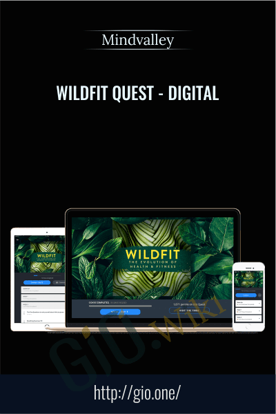 WildFit Quest - Digital - Mindvalley