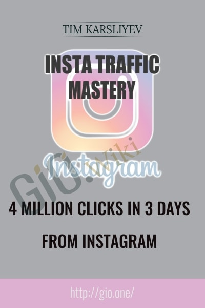 4 Million Clicks In 3 Days From Instagram - Insta Traffic Mastery
