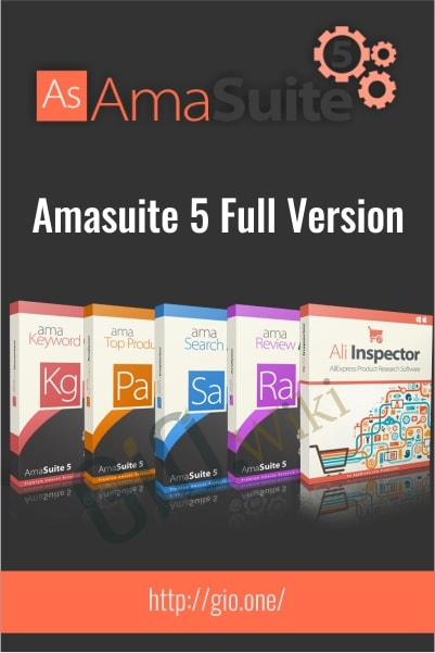 Amasuite 5 Full Version - Dave Guindon and Chris Guthrie