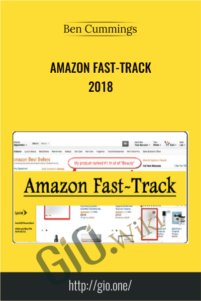 Amazon Fast-Track 2018 - Ben Cummings