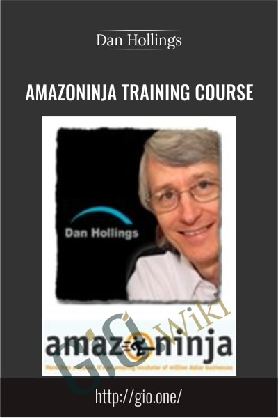 Amazoninja Training Course - Dan Hollings
