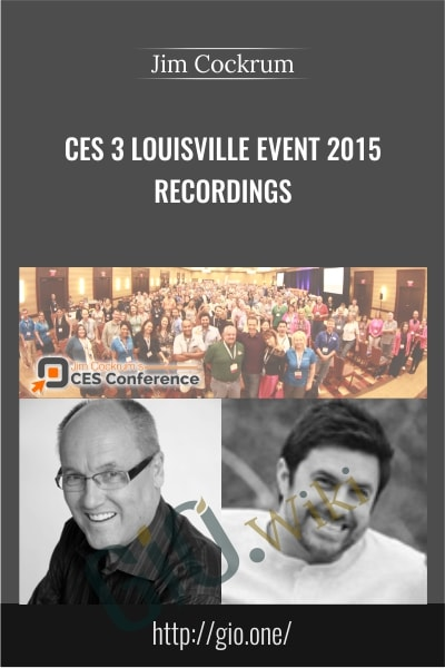 CES 3 Louisville Event 2015 Recordings - Jim Cockrum