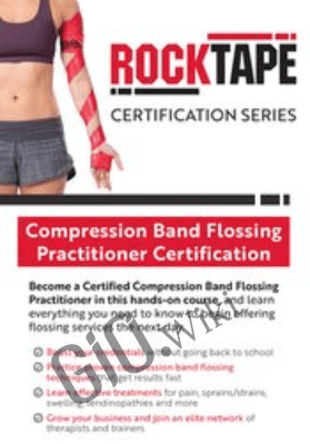 Compression Band Flossing Practitioner Certification - Jennifer Dieter