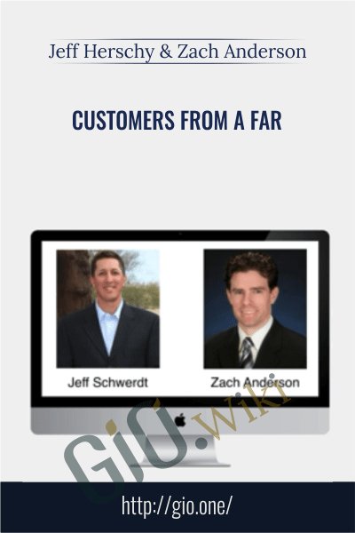 Customers From A Far - Jeff Herschy and Zach Anderson