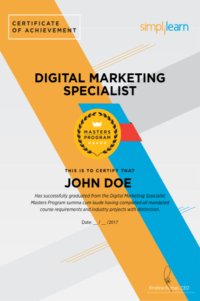 Digital Marketing Specialist - Krishna Kumar