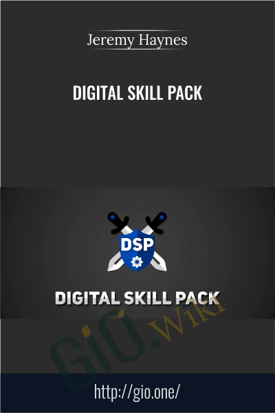 Digital Skill Pack - Jeremy Haynes