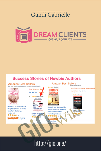 Dream Clients on Autopilot - Gundi Gabrielle
