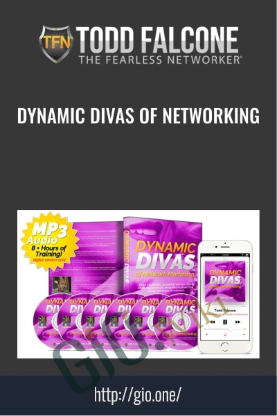 Dynamic Divas of Networking - Todd Falcone