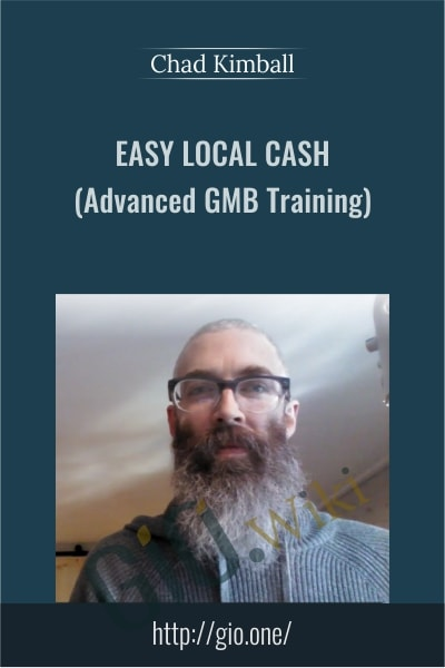 Easy Local Cash - Chad Kimball