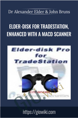 Elder-disk for TradeStation, enhanced with a MACD scanner - Dr Alexander Elder & John Bruns