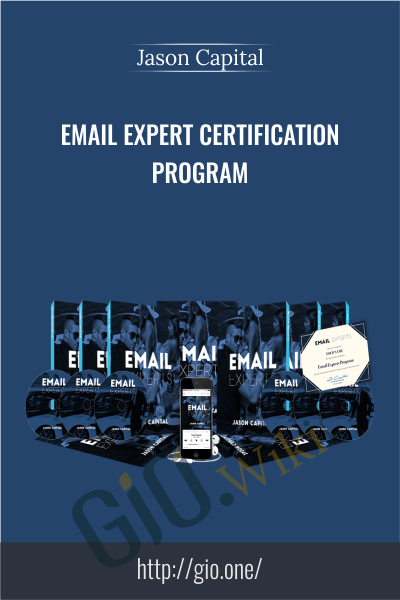 Email Expert Certification Program - Jason Capital