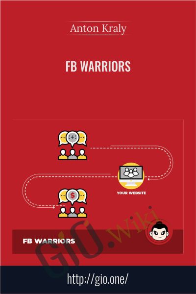 FB Warriors - Anton Kraly