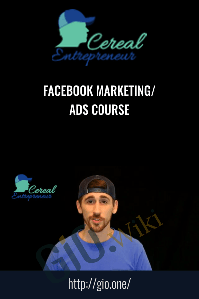 Facebook Marketing and Ads Course - Jordan Steen