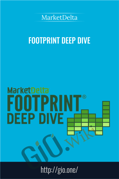 Footprint Deep Dive - MarketDelta
